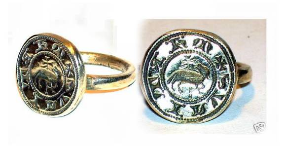 Fake rings and intaglios, page 3